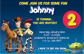 story sheriff woody birthday invitations free printable