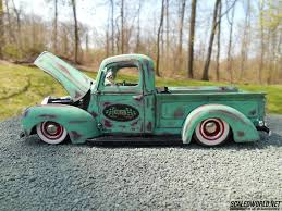 Classic Ford Truck Information - 1940 ford shop truck scaledworld