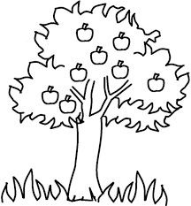 trees drawing for kids sketch drawings for kids drawing artisan