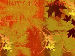 happy thanksgiving background 3999