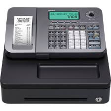 bureau pcr casio register 41955 00 pcr t285l sr fournitures de