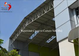 industrial deck roof industrial roofing manufacturer malaysia