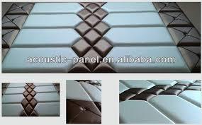 Decorative Acoustic Panels Fabric Acoustic Panel Sound Shield Acoustic Foam Decorative