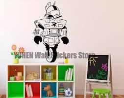 duck tales wall decal robot cartoons wall vinyl sticker uncle