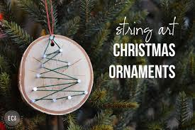 creative tree ornaments lights decoration