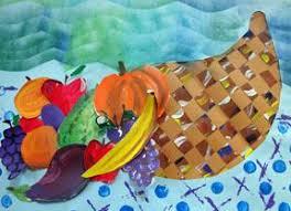 thanksgiving cornucopia lesson plan for favecrafts