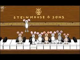 happy birthday musical mice youtube