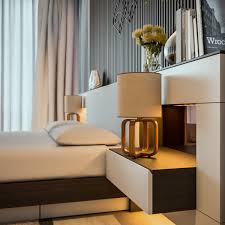 the bedroom is a place to relax to be pampered and to be bed room