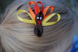 thanksgiving hair bows fall thanksgiving hair bow fashion accessory family
