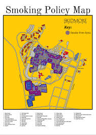Southpark Mall Map Summer At Skidmore Guest Information