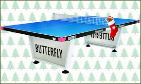 Outdoor Tennis Table Butterfly Playground Outdoor Table Tennis Table