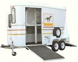 horse trailer care
