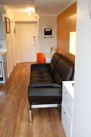 tiny studio apartment in knoxville