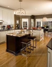 the walls are benjamin moore rockies brown the cabinets are