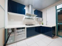 High Gloss Kitchen Cabinets Warm  Cupboard Doors HBE Kitchen - High kitchen cabinet