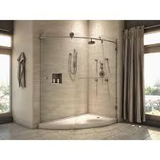 buy neptune karma luna shower door sliding opening at discount