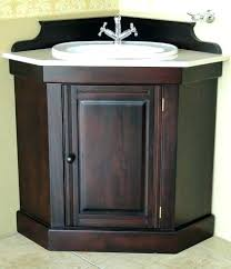 corner bathroom vanity ideas corner bathroom vanity volvorete com