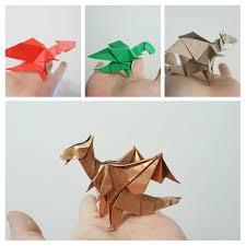 origami dragons video and diagrams jo nakashima