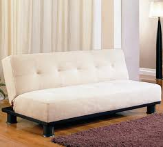 furniture white tufted loveseat on cozy kahrs flooring and purple