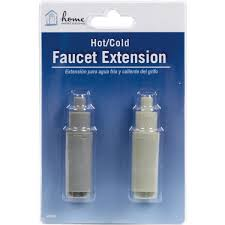 Faucet Connector Extension Home Impressions Cold Faucet Extension A668003 Jpf1 Do It Best