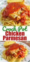 crock pot chicken parmesan recipe crock pot chicken parmesan