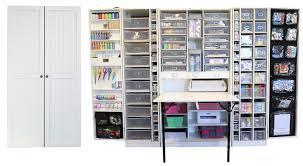 scrapbooking cabinets and workstations amazon com original scrapbox workbox vanilla bead board