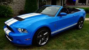 mustang shelby gt500 convertible 2012 shelby gt500 convertible supercharged 5 4 dohc v8 550