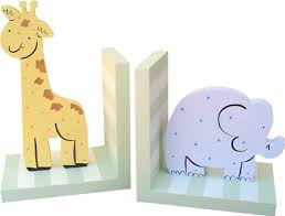 personalized bookends baby nursery book ends thenurseries