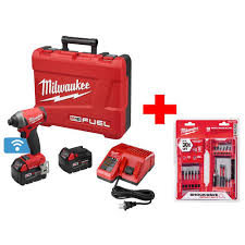 milwaukee m18 fuel one key 18 volt lithium ion brushless 1 4 in