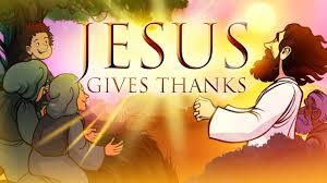 matthew 11 jesus gives thanks thanksgiving sunday school lesson