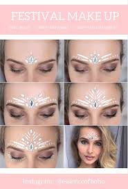 best 25 hippie make up ideas on pinterest hippie make up