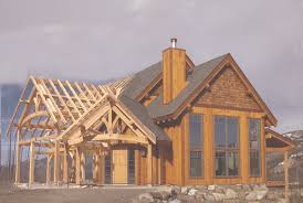 small a frame cabin kits hybrid timber frame home plans hamill creek timber homes