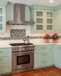 green tile backsplash kitchen 75 kitchen backsplash ideas for 2017 tile glass metal etc