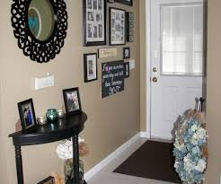 Entry Way Table Decorating by Clever Consists As Wells As Twoinner Mirrored Entryway Laurel