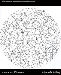 passover coloring page 2