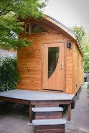 500 Square Foot Tiny House Bushwacker Cabin A 204 Square Feet Tiny House On Wheels Built By