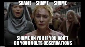 Shame On You Meme - game of thrones nun imgflip
