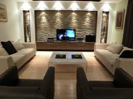 Living Room Design Ideas Focusing On Styles And Interior - Designs for living room walls