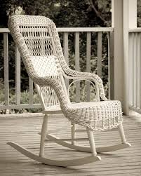 Patio Rocking Chairs Wood Identifying Rocking Chairs Lovetoknow