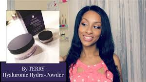 by terry hyaluronic hydra powder review mo makeup mo beauty