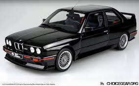 bmw e30 model car otto mobile reveals 1 12 scale e30 bmw m3 sport evolution choice