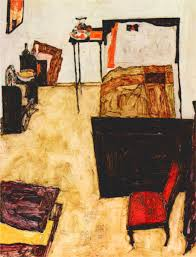 livingroom in schiele s living room in neulengbach by schiele schiele canvas