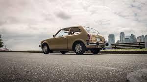 vintage honda civic find of the week 1977 honda civic hatchback autotrader ca