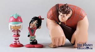 wreck ralph u2013 disneystore sugar rush figurine playset