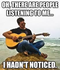 Douchebag Meme - meme watch douchebag guitarist is ready to tear up guitar center