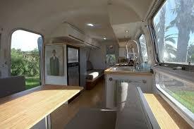 Airstream Custom Interiors 35 Stylish And Gorgeous Airstream Interior Design Ideas That Will