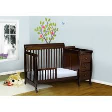 Sorelle Newport Mini Crib Newport 2 In 1 Convertible Mini Crib And Changer Combo On Popscreen