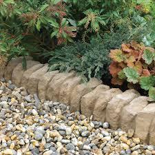 lowes landscape stone edging landscape stone edging ideas