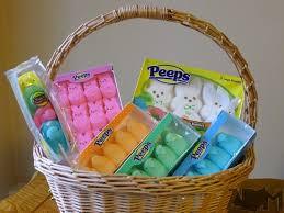 peeps basket peeps in a basket peeping on your kids akron ohio