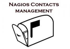 4 steps to define nagios contacts with email and pager